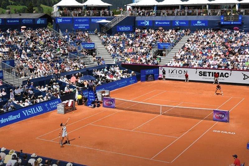WTA Gstaad: avanza Bertens, fuori Barthel