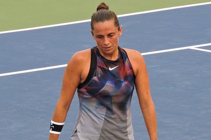 WTA Wuhan: sono gli ultimi back di Vinci? Crolla ancora Mladenovic