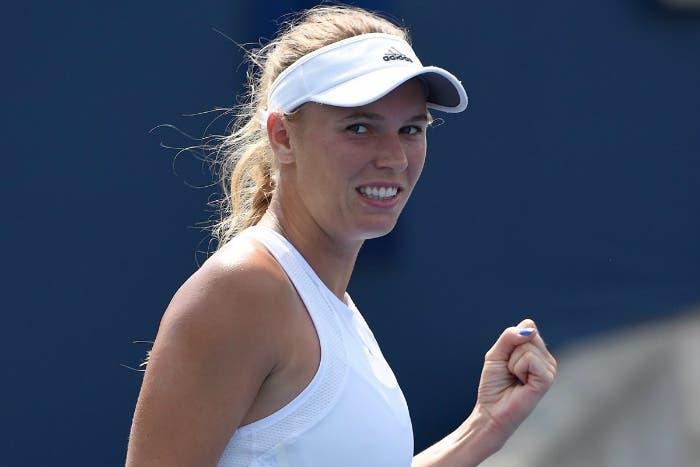 WTA Toronto: Wozniacki in grande spolvero, finale con Svitolina
