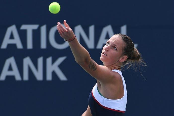 Montreal: avanti Venus e Pliskova, la pioggia interrompe Sharapova