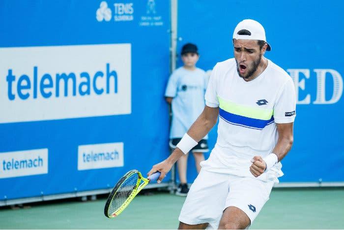 US Open, quali: debacle azzurra, avanza solo Matteo Berrettini