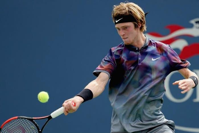 US Open: Rublev da urlo contro Dimitrov, del Potro e Thiem ok