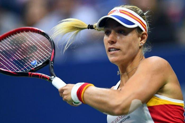 Niente Fed Cup per Angie Kerber