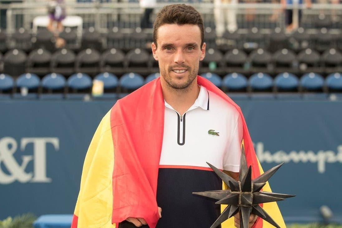ATP Ranking: Bautista Agut eguaglia il suo massimo al numero 13
