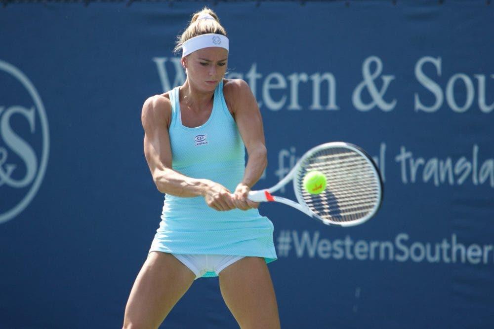 ATP/WTA quali: Giorgi avanza a Sydney, bene Medvedev e Mahut