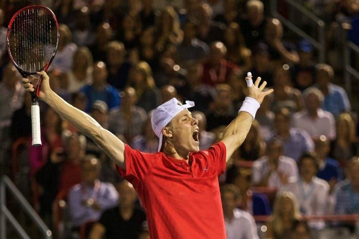 Shapovalov è il tennista canadese dell'anno