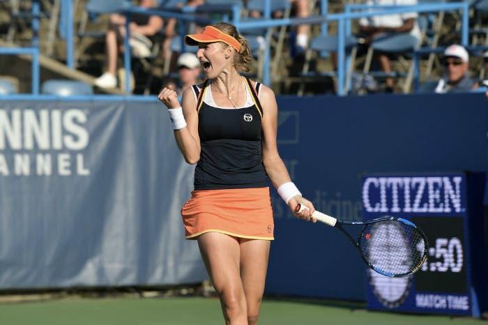 WTA Washington: Goerges si spegne, terzo titolo a Makarova