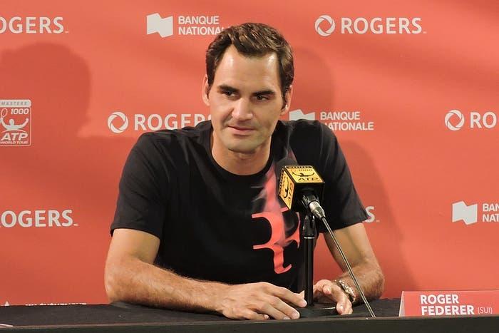 """Federer: """"Tornare n.1 una grande cosa per me e Rafa e il tennis"""""""