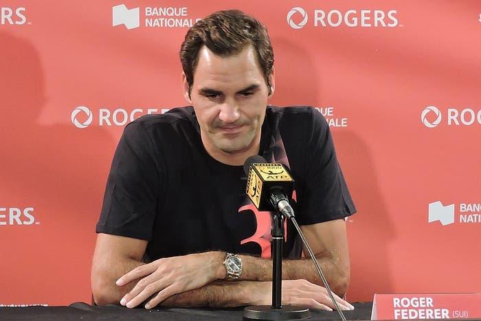 """Federer: """"In finale contro il futuro del tennis"""""""