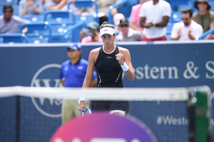 WTA Cincinnati: Mugu stende Pliskova, super finale con Halep