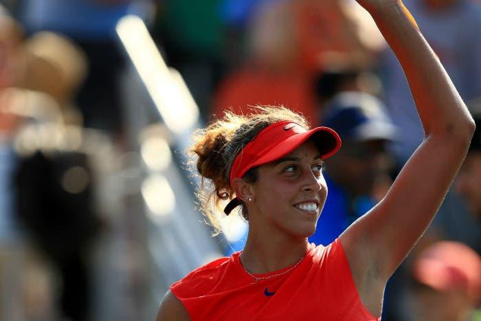 WTA Stanford: Keys in finale, derby contro Vandeweghe