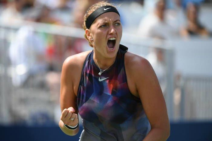 US Open: agli ottavi Kvitova-Muguruza. Vince ancora Sharapova