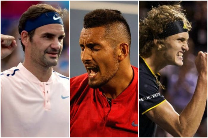 Federer, Kyrgios, Zverev. A New York tra leggenda e futuro