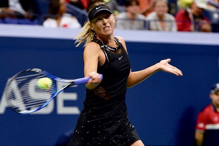 """Sharapova: """"Non è facile riprendere il ritmo"""""""