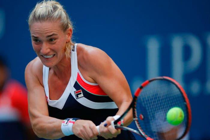 WTA Quebec City: Babos lotta con Broady. Si ritira Dodin