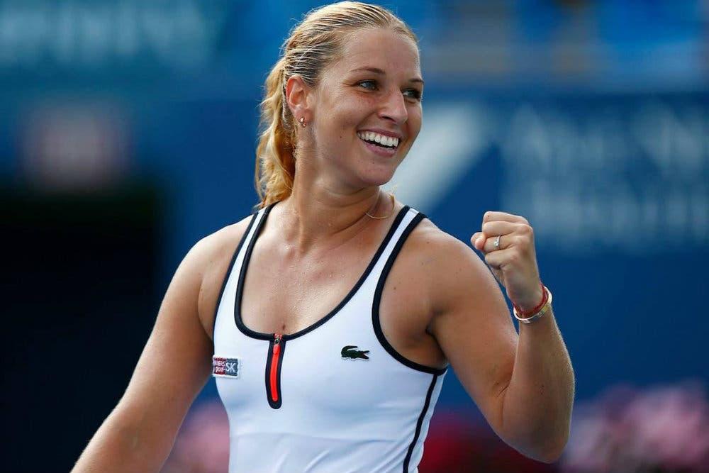 WTA Budapest: Cibulkova va, ciclone Van Uytvanck