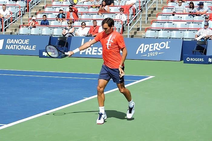 ATP Montreal, spunti tecnici: Federer, si rivede la risposta di rovescio