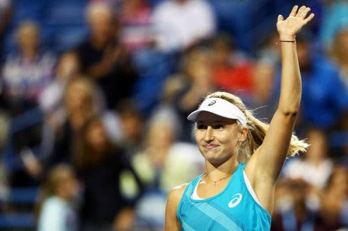 WTA New Haven: primo titolo di Gavrilova e splendida esultanza