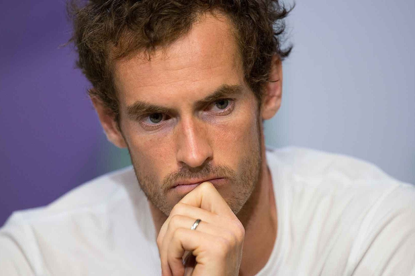 "Stagione probabilmente finita per Murray: ""Tornerò più forte"""