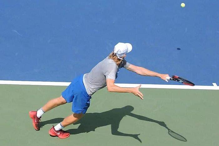 US Open, spunti tecnici: il decisivo allungo in risposta di Shapovalov