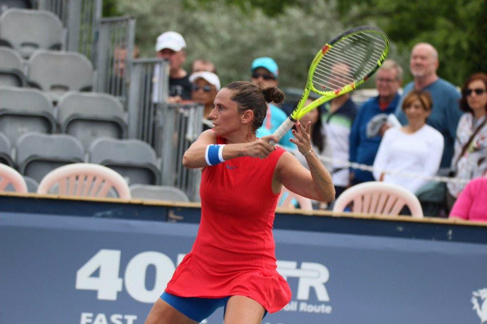 WTA Cincinnati: Vinci, rinascere è dolce. Bene Giorgi, rimonta Kvitova