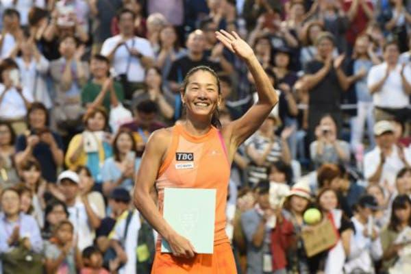 WTA Tokyo: Kimiko Date dice addio al tennis… in bicicletta