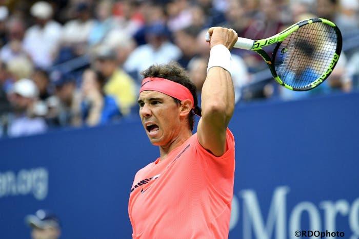 US Open: del Potro crolla dopo un set, Nadal verso lo Slam n.16