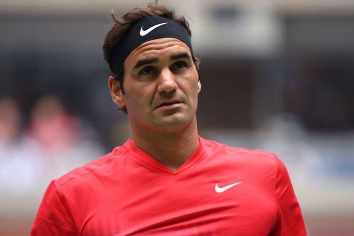"""Federer: """"Non mi sono allenato su risposta e servizio. Non ho ritmo"""""""