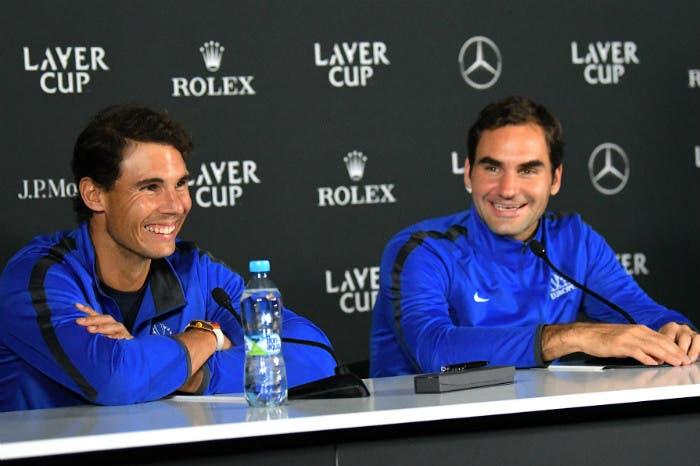 """Federer e Nadal: """"È stato indimenticabile ma torneremo rivali"""""""