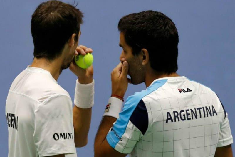 Coppa Davis, play-off: Svizzera e Argentina in difficoltà