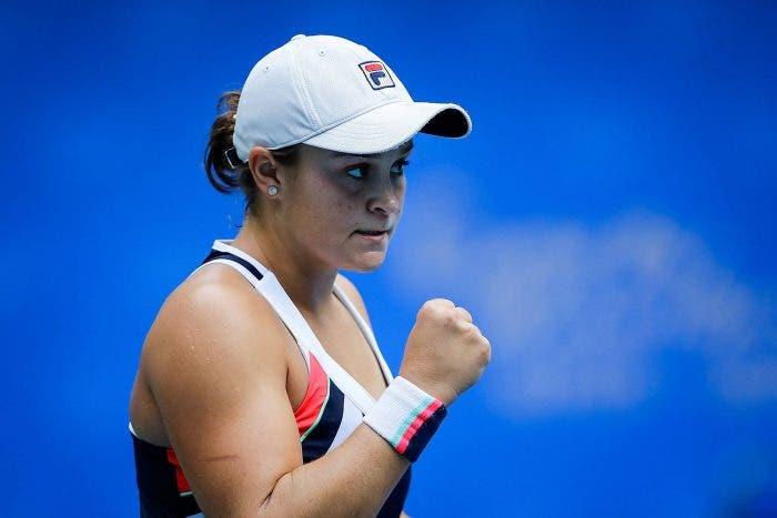 WTA Wuhan: Ostapenko malconcia, finale tra Barty e Garcia