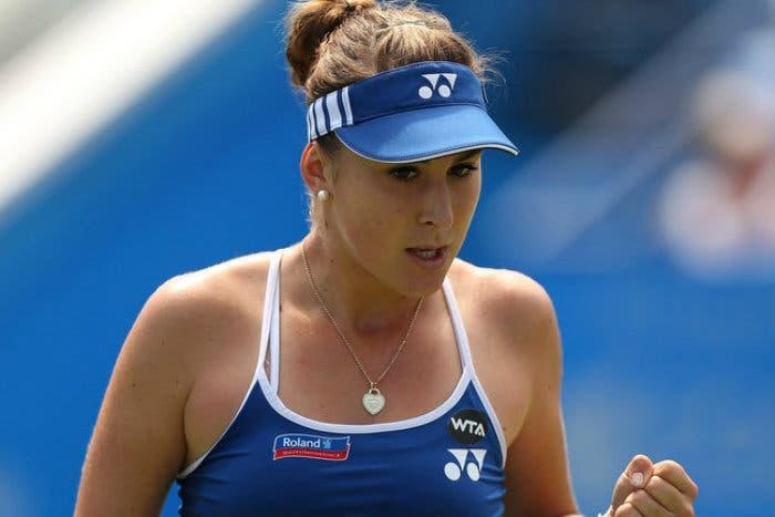 Belinda Bencic vince un ITF al rientro