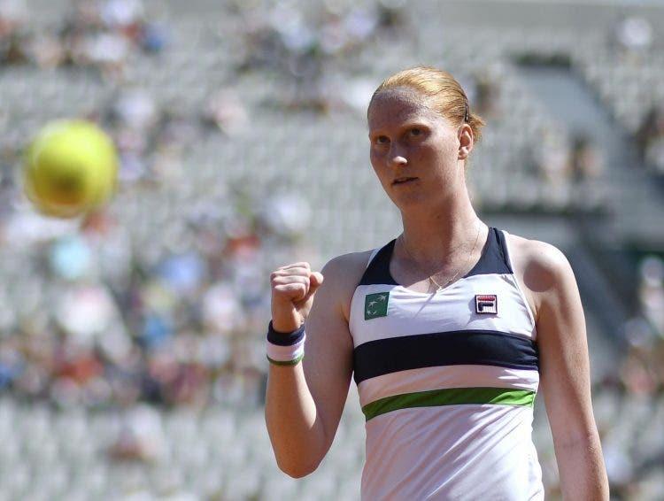 WTA Quebec City: Van Uytvanck regina in Canada