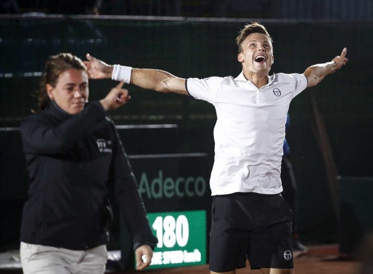 Marton Fucsovics meglio… di Federer