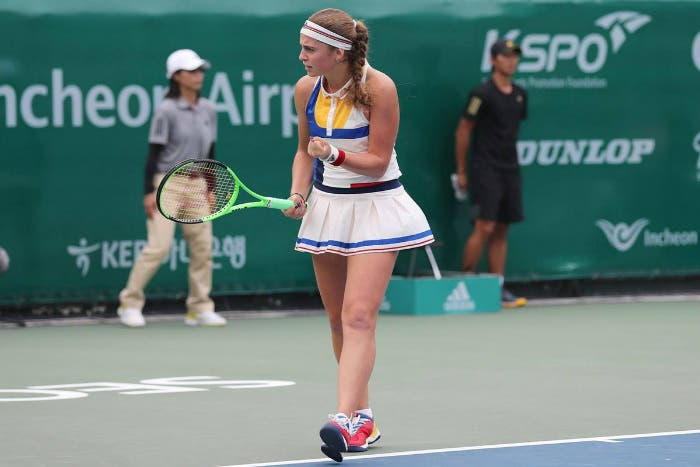 WTA Seoul: Ostapenko e Haddad Maia allo scontro finale