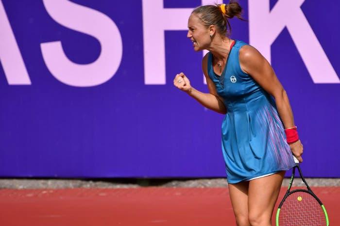 WTA Tashkent: Bondarenko, un digiuno lungo nove anni