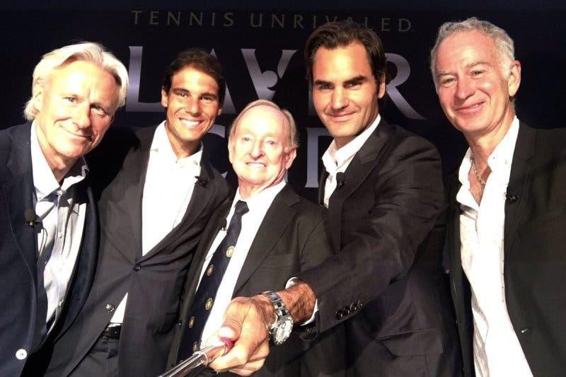 """Federer e Nadal in coro: """"Non è come la Davis"""". Kyrgios: """"Noi sfavoriti"""""""
