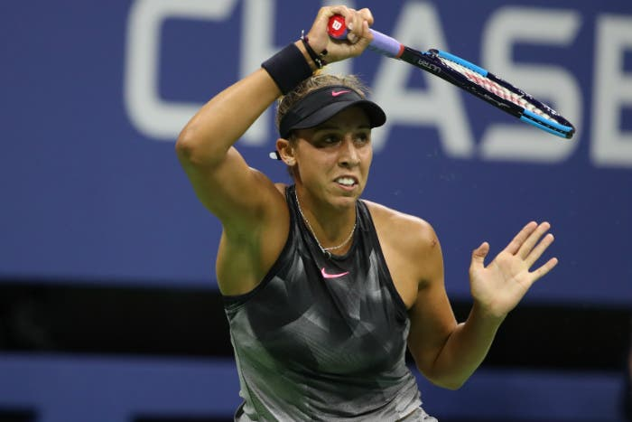 US Open: Keys perfetta, travolta Vandeweghe