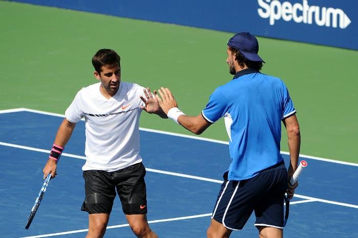US Open doppio maschile: il duo Lopez in finale contro Rojer-Tecau