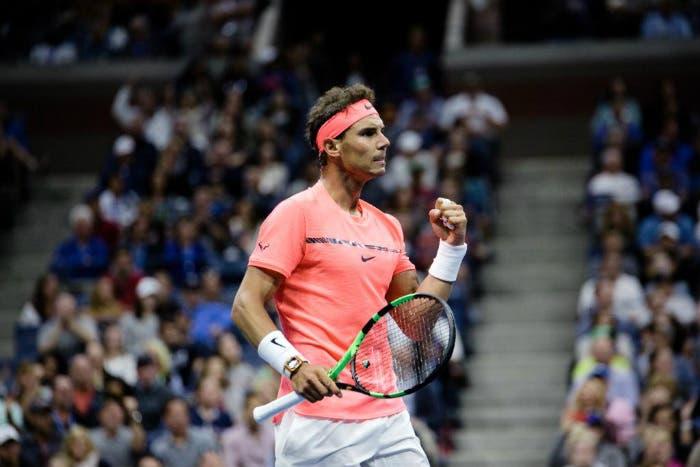 US Open: Nadal stende Dolgopolov, quarti contro uno splendido Rublev