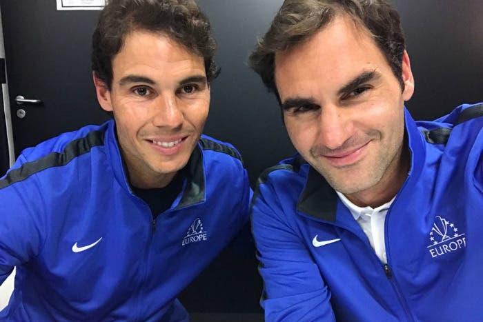 Federer-Nadal: la rivalità vista come mai prima d'ora