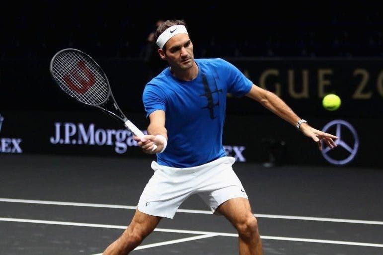 "Federer: ""Nadal favorito per il n.1. A Shanghai per vincere"""