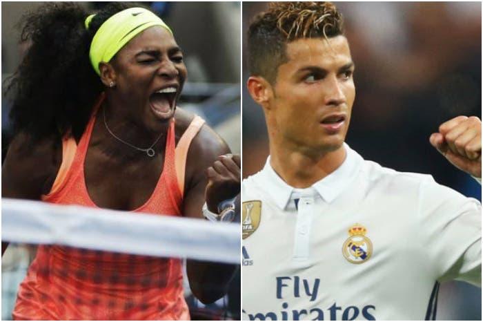 Paralleli: Serena Williams e Ronaldo, dall'inferno al paradiso