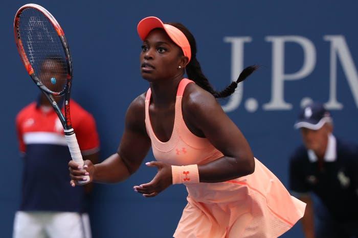 US Open: Sloane Stephens, cuore e finale