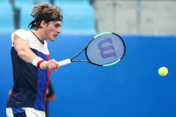 ATP Challenger: Cecchinato fallisce la finale, Tsitsipas va