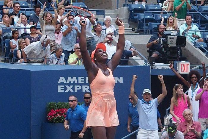 US Open: Stephens continua il sogno, semi Slam dopo quattro anni