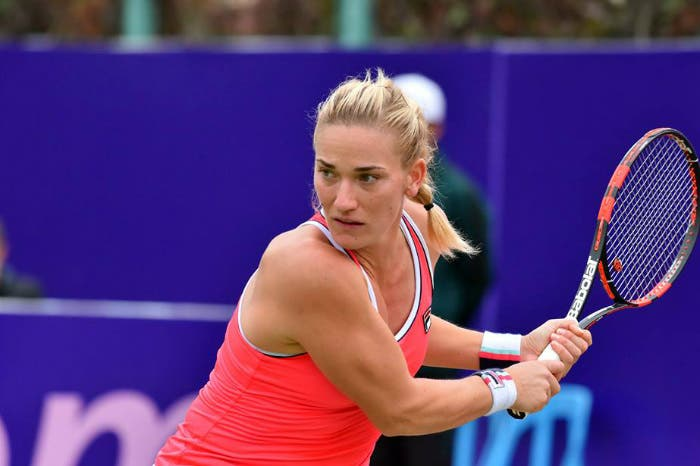 WTA Tashkent: ritiro Zvonareva, finale tra Babos e Bondarenko