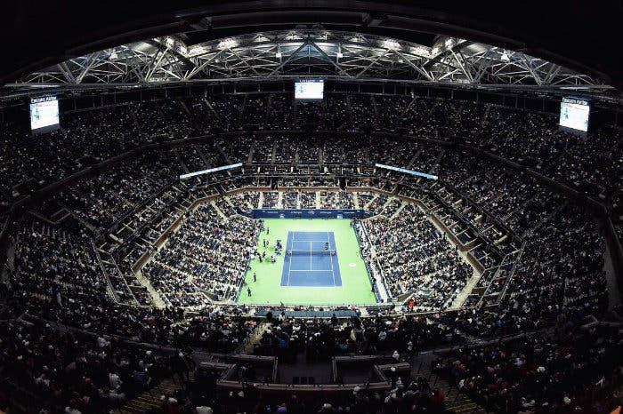 US Open LIVE: del Potro 2 set a 1 su Federer