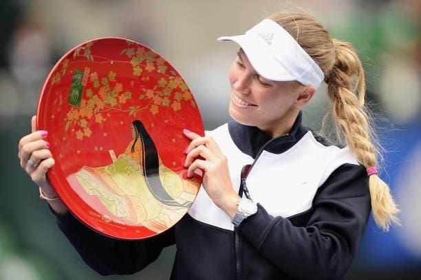 WTA Tokyo: Wozniacki, viva la settima. Finisce la maledizione in finale