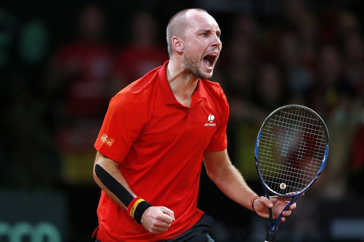Coppa Davis, finale: i convocati di Francia e Belgio